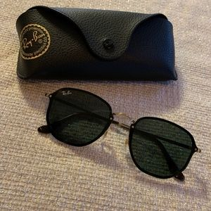 NWT Ray Ban Blaze Sunglasses RB3579